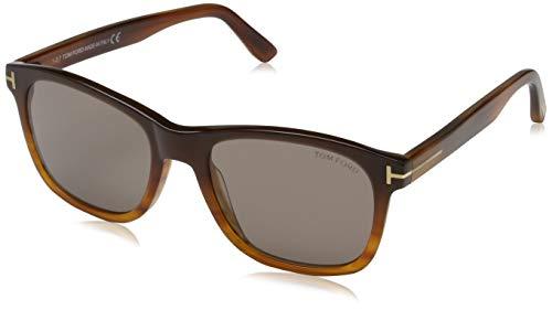 Tom Ford Sonnenbrille FT0595 50E 55 Gafas de sol, Marrón (Braun), 55.0 para Hombre