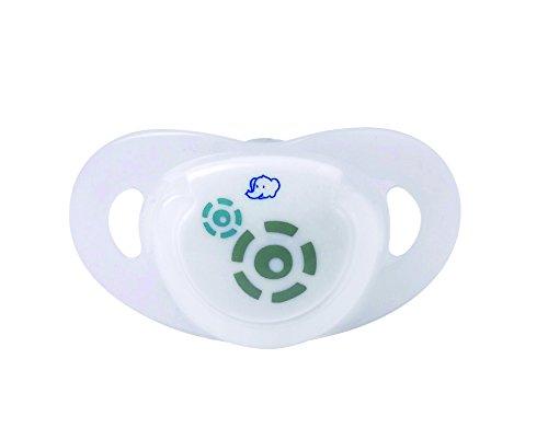 Bébé Confort Sucette Natural Physio Silicone 6/18 Mois X2 Blanc