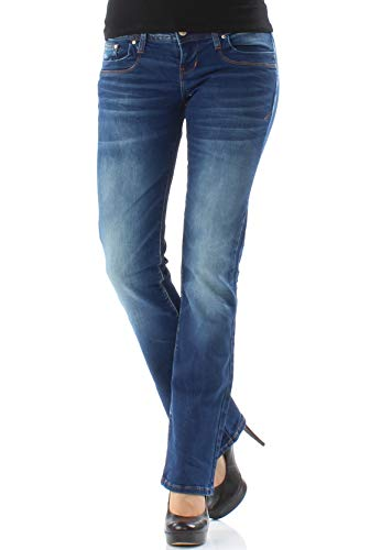 LTB Jeans Damen Valerie Jeans, Heal Wash 50356, 25W / 36L
