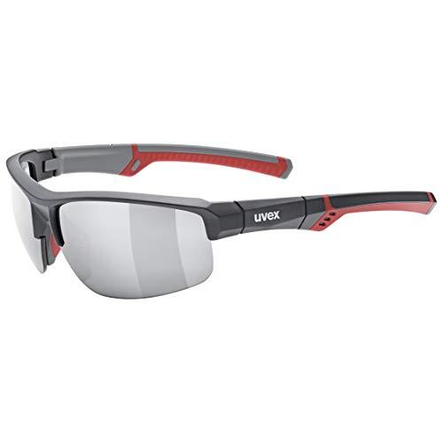 Uvex Sportstyle 226 Gafas de Deporte, Adultos Unisex, Grey...