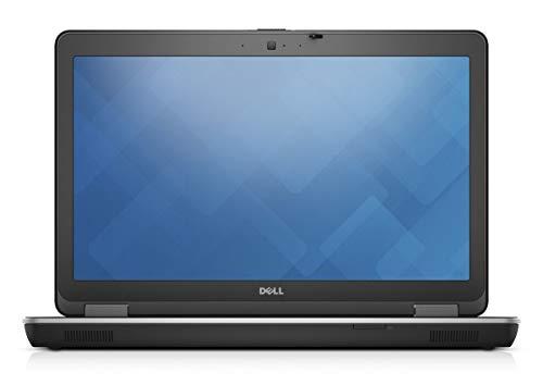 Dell Latitude E6540 15.6-inch Notebook (Intel Core i5-4300M 2.60GHz, 4GB RAM, 500GB HDD, DVDRW, WLAN, Bluetooth, Webcam, Integrated Graphics, Windows 10 Professional) (Renewed)