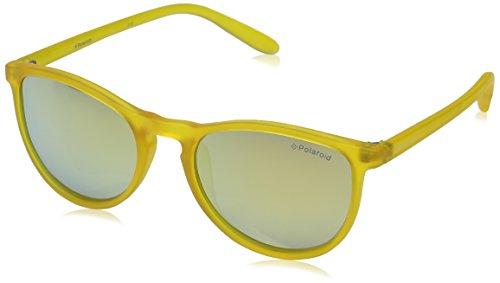 Gafas de Sol Polaroid amarillas Unisex Niños