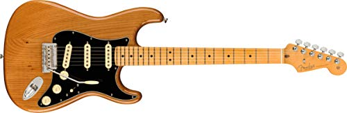 Fender American Professional II Stratocaster MN RST PIN · Guitarra eléctrica