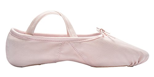 Dancewear and Shoes 1004 Schläppchen Farbe Rose GB 8, EU 42