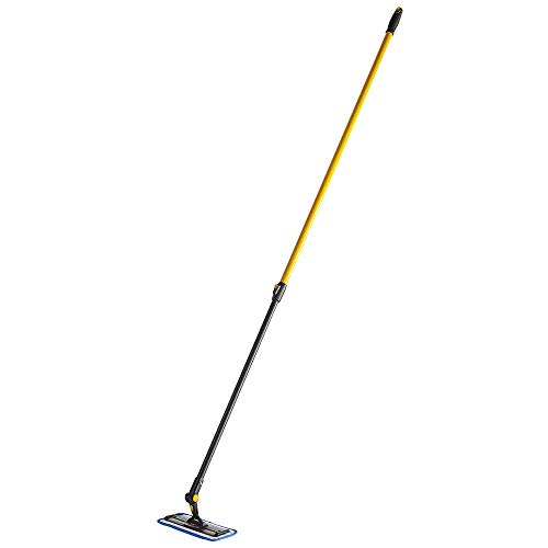 Rubbermaid Commercial Maximizer Adjustable, Overhead, 10-Foot Window Cleaning Tool, Black (2018824)