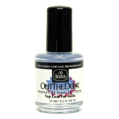 Out The Door Fast Dry Top Coat for Nails .5 oz.