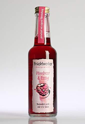 Fruchtwerker 'Himbeere & Essig' 250ml