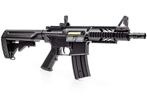 Germanseller Waffen AEG Softair VOLLAUTOMATISCH Elektrisch Gewehr M805A + 1000 Plastikkugeln