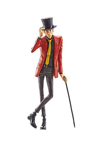 Banpresto - Figurine Lupin - Lupin The Third Master Stars Piece 25cm - 4983164819625