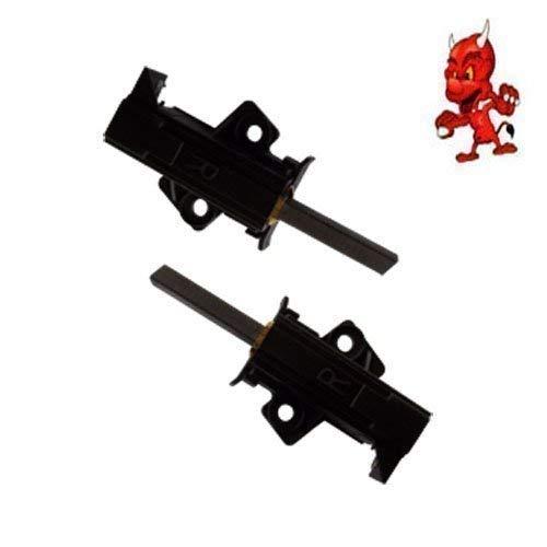 Europart charbon de moteur pour aspirateurs siemens sIWAMAT xL xL 950, 960 xL, pLUS fUZZY 960