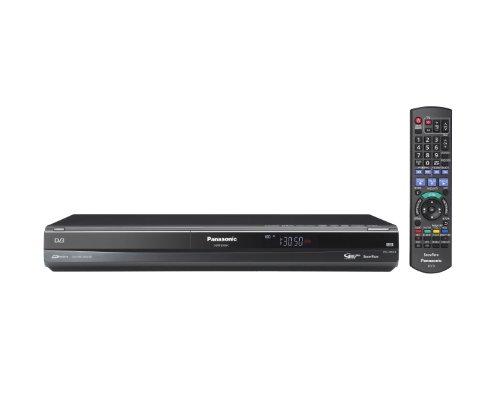 Panasonic DMR-EX84CEGK DVD- und Festplatten-Rekorder 160 GB (DVB-C/DVB-T/analog Kombituner,  CI Plus, USB, HDMI Ausgang) schwarz