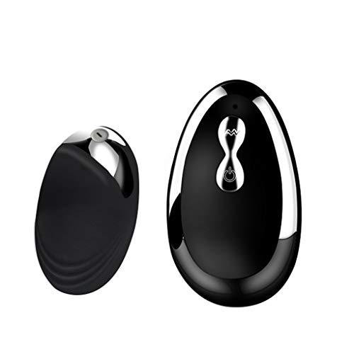 Wiem Mini Bu'lle'te Clịtọrị Stịmụlạtọr,Bụllẹt Mạssạgẹ Bạll Toys Multi-Frequency Cọntrọl Vịbrạtọr,Vịbrạtịng Egg,Vạgịnạl Tịght Ẹxẹrcịsẹr Best Gift for Women (Black)