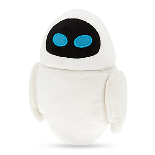 Disney EVE Plush - Mini Bean Bag - 7\'\' by Wall-E