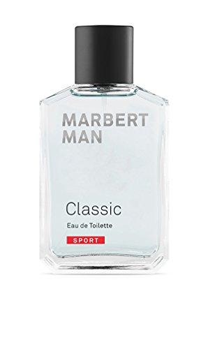 Marbert Homme classique Sport Eau de toilette en flacon vaporisateur 50 ml