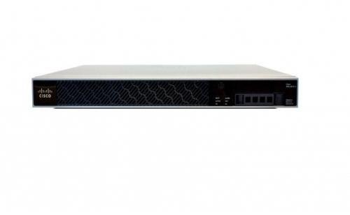 Cisco ASA5512-K9 ASA 5512-X Firewall Edition Sicherheitsanwendung (6 Anschlüsse, Gigabit-LAN, 1U Rack-montierbar)
