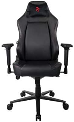 Arozzi Primo-PU-RD Computer Gaming/Office Chair, Red