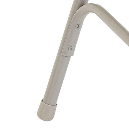 Detail of NPS 1200 Series Vinyl Upholstered Double Hinge Folding Chair