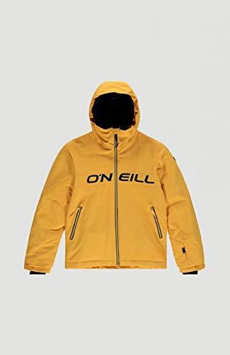 O'Neill Jungen Volcanic Jacket Snow, Old Gold, 164