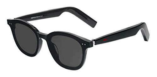 HUAWEI X Gentle Monster Eyewear II Lang, Gafas Smart con Auriculares Bluetooth, Conexión rápida y Estable, Controles táctiles en Las Patillas, Sonido Privado, Larga Vida de la batería, Negro