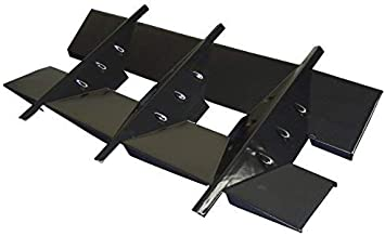 Porcelain-Coated Steel Heat Plate for Fiesta and Kenmore Grills