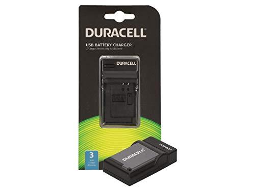 Duracell DRC5910 Ladegerät mit USB Kabel