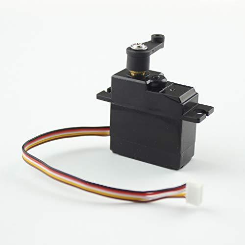elegantstunning WL-Toys 144001 métal Direction Moteur Swing Bras Groupe Accessoire télécommande modèle de Voiture