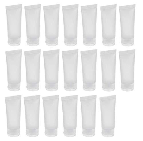20PCS Emply Refillable Plastic Cosm…