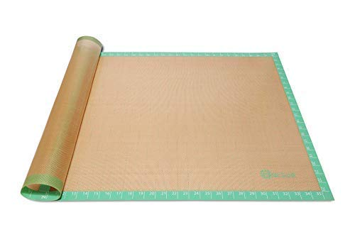 """Jumbo Non-stick Silicone Pastry Mat 