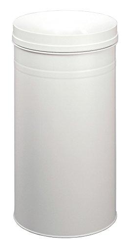 Durable 332710 Corbeille à papier Anti-éraflure + Métal 60L Gris