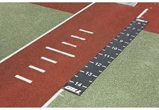 Gill Athletics Pole Vault Take-Off Indicator Strip