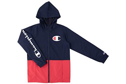 Champion Kids Boys Windbreaker Jacket With Hood...