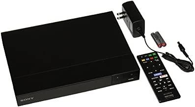 SONY BDP-S6700 2k/4k Upscaling - Bluetooth- 2D/3D - Wi-Fi - Multi System Region Free Blu Ray Disc DVD Player
