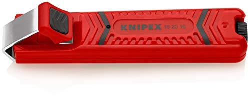 KNIPEX Abmantelungswerkzeug (130 mm) 16 20 16 SB (Produkt auf SB-Karte/im Blister)