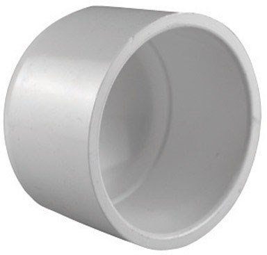 Charlotte School 40 Pvc Cap (pvc 02116 1800) by Charlotte Pipe and Foundry