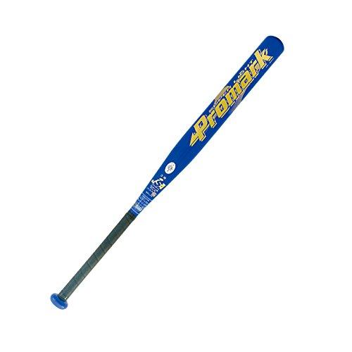 サクライ貿易(SAKURAI) Promark(プロマーク) Promark プロマーク 金属製バット ソフトボール 一般・中学生用 3号球用 ブルー AT-350S