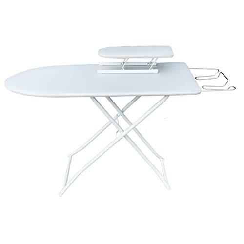 Pied réglable Pieds Hauteur ajustable Table à repasser extra large (Couleur : Silver)