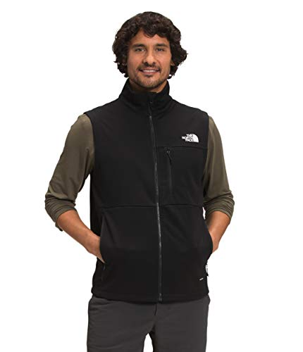 The North Face Men's Apex Canyonwall Eco Vest, TNF Black, S
