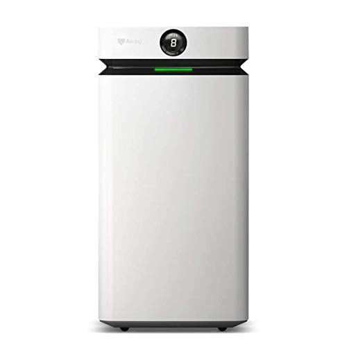 Air Purifier for Home or Office - Airdog X8 Ionic Air Purifier with Washable Filter, Beyond HEPA...