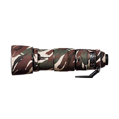 EasyCover Lens Oak Brown Camuflaje para Tamron 150-600 mm f/5-6.3 Di VC USD G2