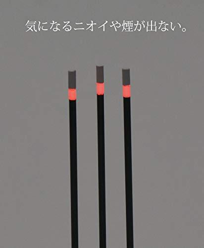 ファイン電気線香仏壇リモコン式安心LEDお線香ミニII安心安全FIN-732