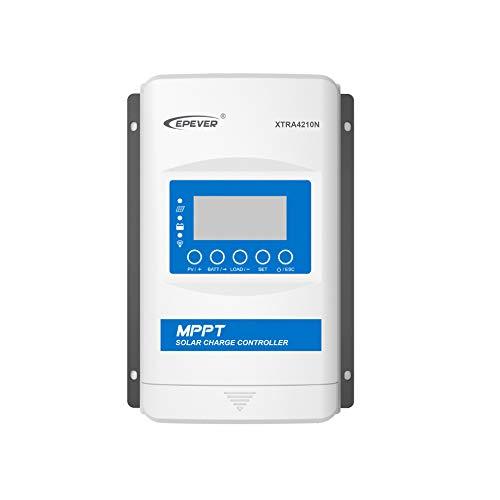 EPEVER® XTRA XDS2 MPPT Solar Laderegler 10A,20A,30A,40A 12/24/36/48V, 100V-150V (XTRA4210N XDS2(40A, 12/24V, 100V)