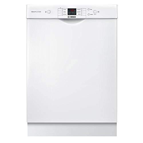 Bosch 24' 100 Series White Dishwasher