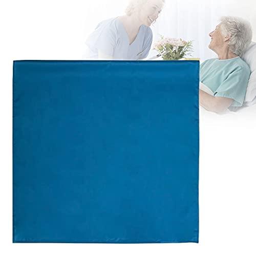 DBMGB Sábanas Deslizantes para Ancianos y Pacientes, Paño Deslizante Herramientas de Cuidado Auxiliar para Moviendo Girando Levantando, Ligero y Transpirable, 75cm×75cm/75cm×145cm