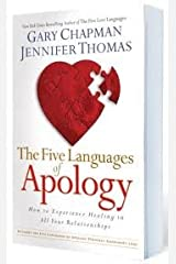 The Five Languages of Apology 1st (first) edition Text Only Hardcover