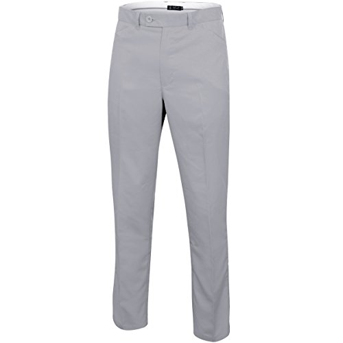 Island Green Pantalon de Compression pour Homme Vert XL Gris argenté