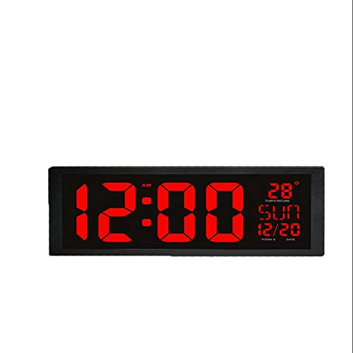Reloj de Pared LED, Colgante de Pared de la Sala de Estar,...