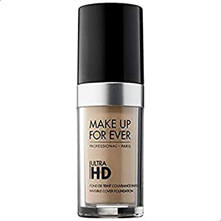 Make Up For Ever Ultra Hd Invisible Cover Foundation 120, Y245, Soft Sand