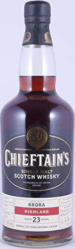 Brora 1981 23 Years Pedro Ximenez Sherry Cask 1511 Ian McLeod Chieftain´s Choice Single Cask Bottling Highland Single Malt Scotch Whisky 46,0% Vol. - eine von nur 300 Flaschen!