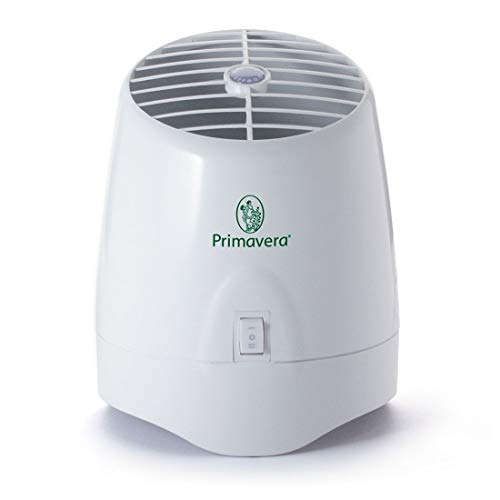 PRIMAVERA Aroma Stream für größere Räume - elektrische Duftlampe, Aromadiffuser, Raumduft - Aromatherapie - 2 Ventilationsstufen