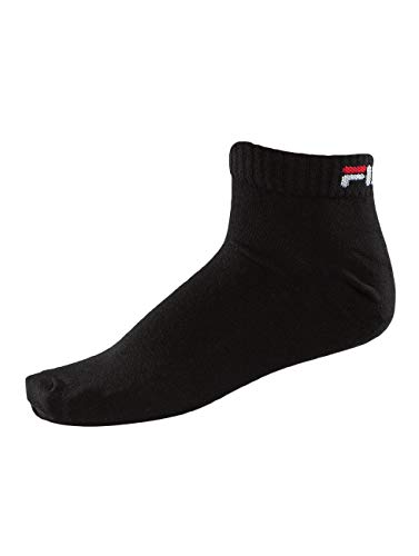 Fila Herren Socken 3-Pack Training schwarz 39-42